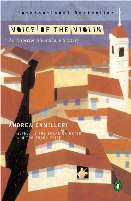 Voice of the Violin (Inspector Montalbano Mysteries) Cover Image