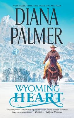 Wyoming Heart (Wyoming Men #9) Cover Image