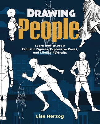 Cover for Drawing People