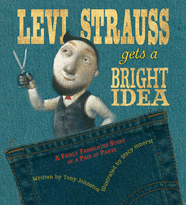 Levi Strauss Gets a Bright Idea Cover