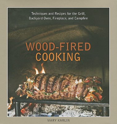 Wood-Fired Cooking Cover