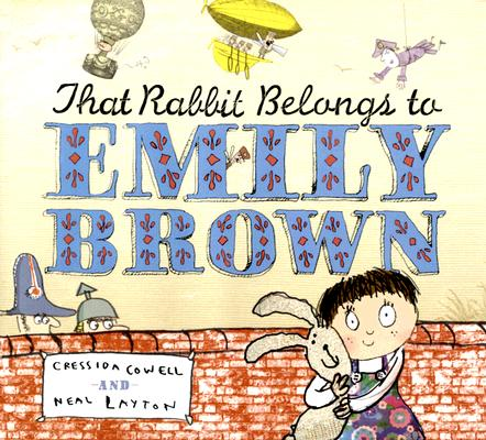 That Rabbit Belongs to Emily Brown Cover