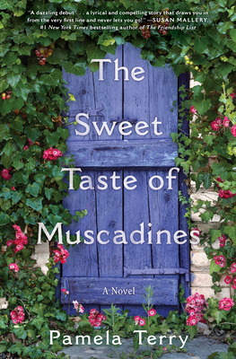 The Sweet Taste of Muscadines: A Novel Cover Image