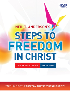 Steps to Freedom in Christ Cover Image