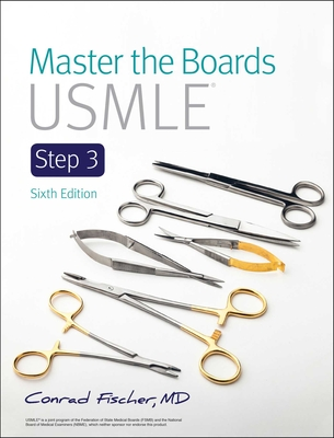 Master the Boards USMLE Step 3 Cover Image