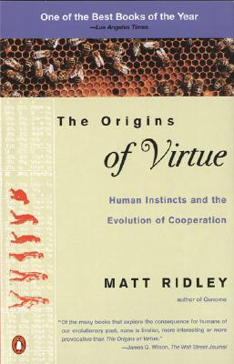 The Origins of Virtue Cover