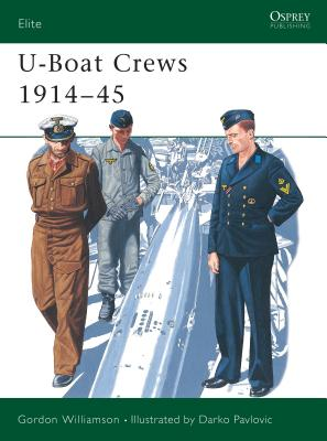 U-Boat Crews 1914-45 Cover