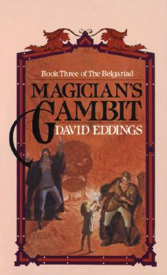 Magician's Gambit (The Belgariad #3) Cover Image