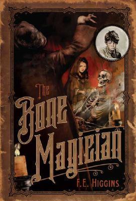The Bone Magician Cover