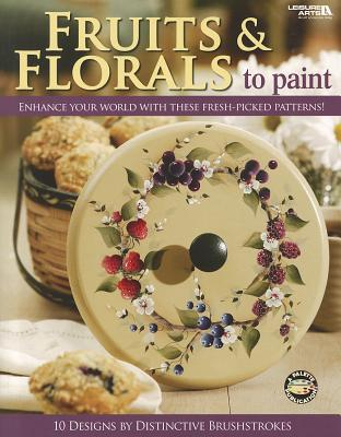 Fruits & Florals to Paint [With Pattern(s)] Cover