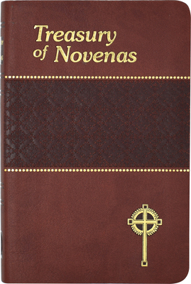 Treasury of Novenas Cover Image