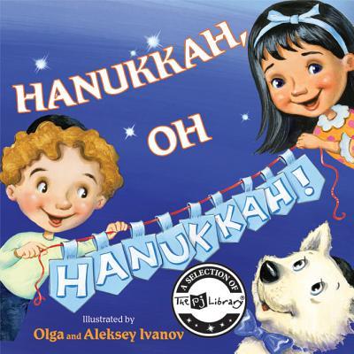 Hanukkah, Oh Hanukkah! Cover
