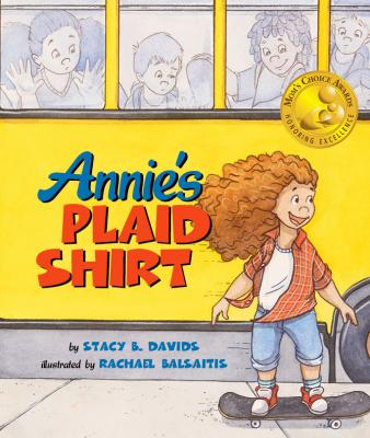 ANNIE'S PLAID SHIRT Cover Image