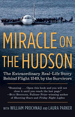 Miracle on the Hudson Cover