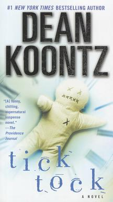Ticktock: A Novel Cover Image