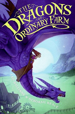 The Dragons of Ordinary Farm Cover