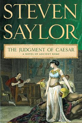 The Judgment of Caesar: A Novel of Ancient Rome (Novels of Ancient Rome #10) Cover Image