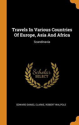 Cover for Travels in Various Countries of Europe, Asia and Africa