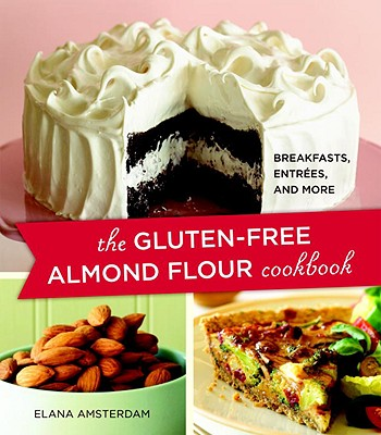 The Gluten-Free Almond Flour Cookbook Cover