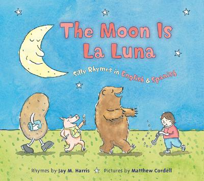 The Moon is La Luna Cover