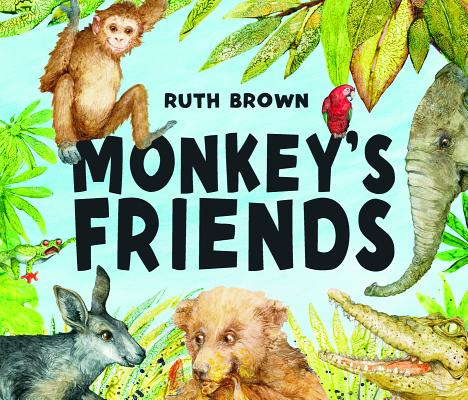 Monkey's Friends Cover