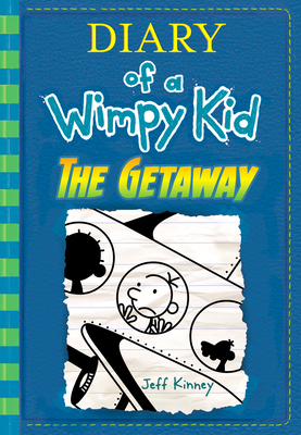 The Getaway (Diary of a Wimpy Kid Book 12) Cover Image