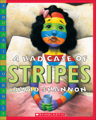 A Bad Case of Stripes (Being Yourself) Cover Image