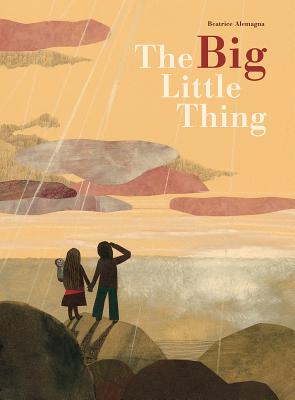 The Big Little Thing Cover Image