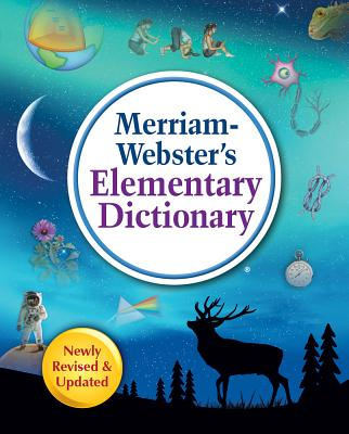 Merriam-Webster's Elementary Dictionary Cover Image