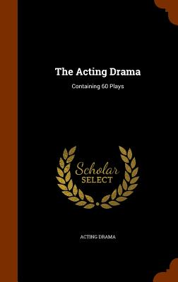 Cover for The Acting Drama