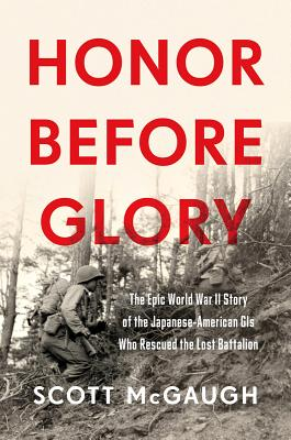 Honor Before Glory Cover
