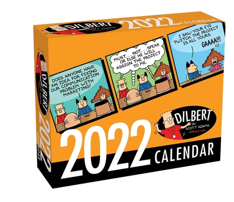 Dilbert 2022 Day-to-Day Calendar Cover Image