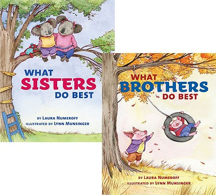 What Sisters Do Best/What Brothers Do Best Cover Image