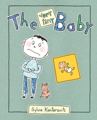 The Very Tiny Baby Cover Image