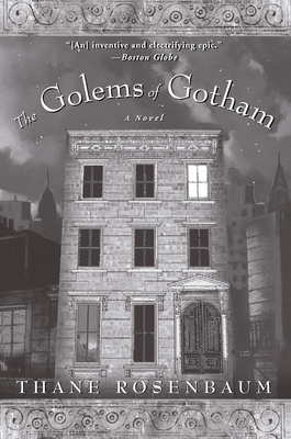 The Golems of Gotham Cover Image
