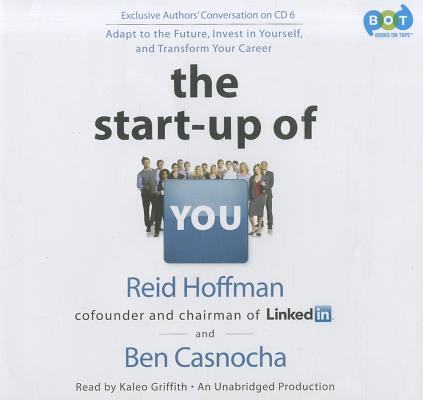 Start-Up of You, the (Lib)(CD) Cover Image