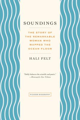 Soundings: The Story of the Remarkable Woman Who Mapped the Ocean Floor Cover Image