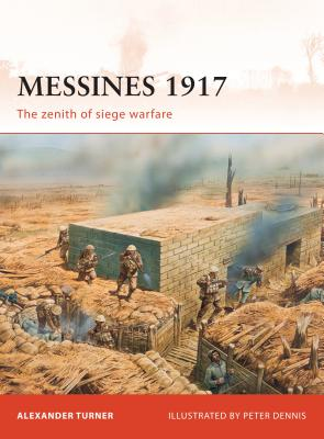 Messines 1917 Cover