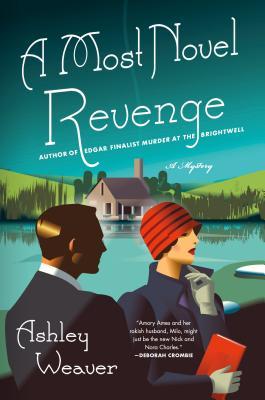 A Most Novel Revenge: An Amory Ames Mystery cover