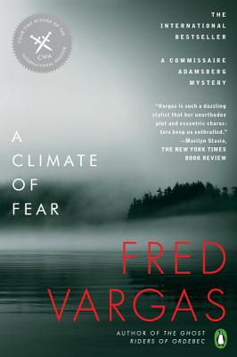 A Climate of Fear (A Commissaire Adamsberg Mystery #6) Cover Image