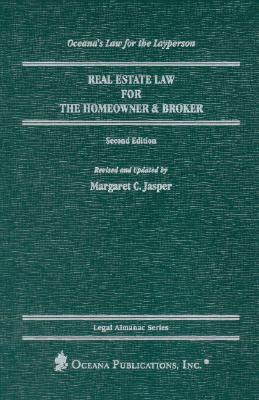 Real Estate Law for the Homeowner and Broker Cover Image