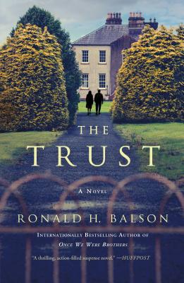 The Trust: A Novel (Liam Taggart and Catherine Lockhart #4) Cover Image