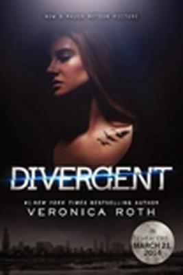 Divergent (Divergent Trilogy #1) Cover Image
