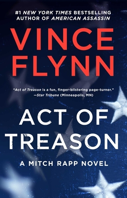 Act of Treason (A Mitch Rapp Novel #9) Cover Image