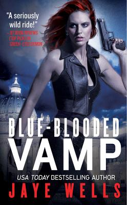 Blue-Blooded Vamp Cover
