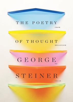 The Poetry of Thought Cover