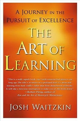 The Art of Learning Cover