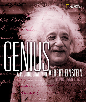 Genius: A Photobiography of Albert Einstein Cover Image