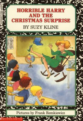 Horrible Harry and the Christmas Surprise Cover Image