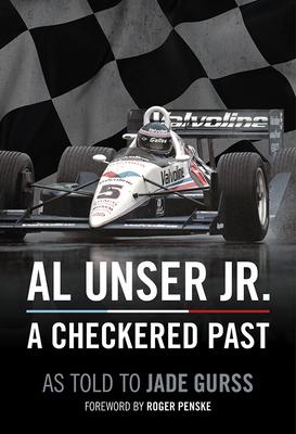Al Unser Jr: A Checkered Past Cover Image